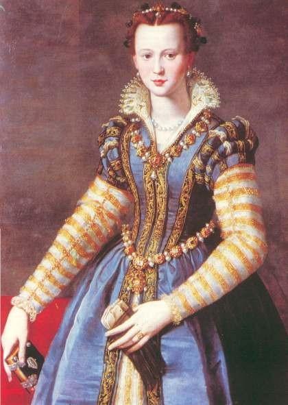 Matrimonio In Spanish : Maria de medici s maddalena pazzi