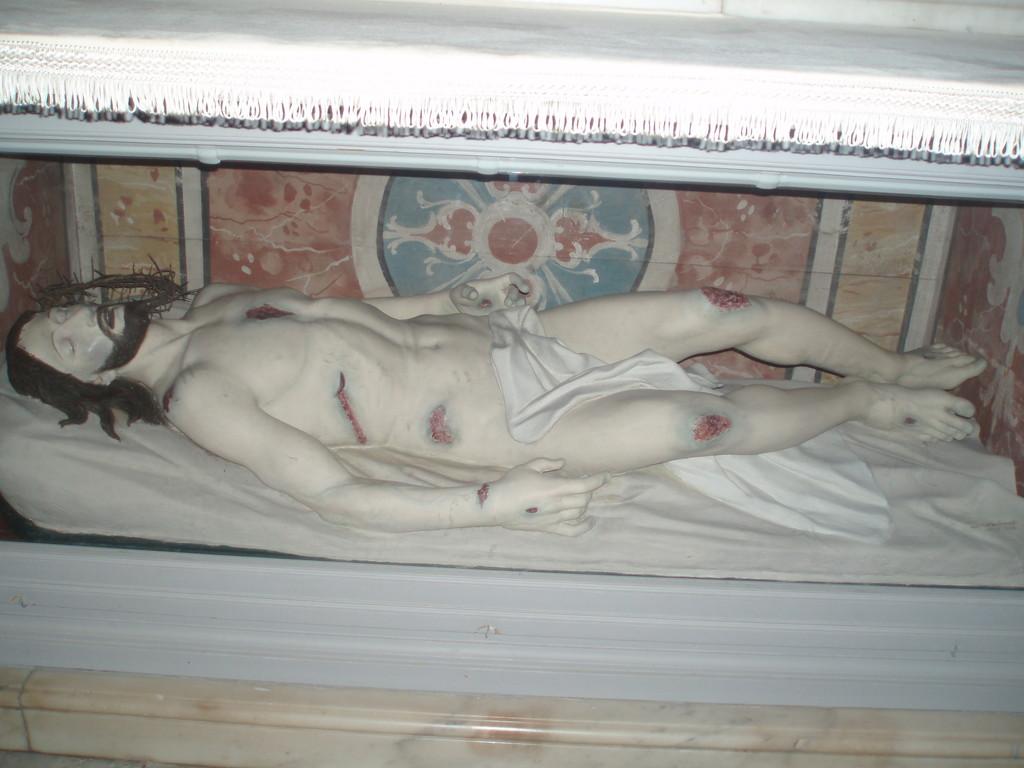 Noci - Il Cristo morto
