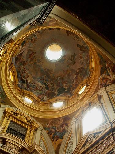 Borgo Pinti - Cupola