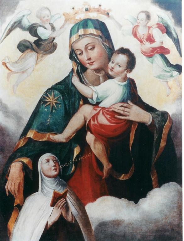 Copia della Vergine Bruna