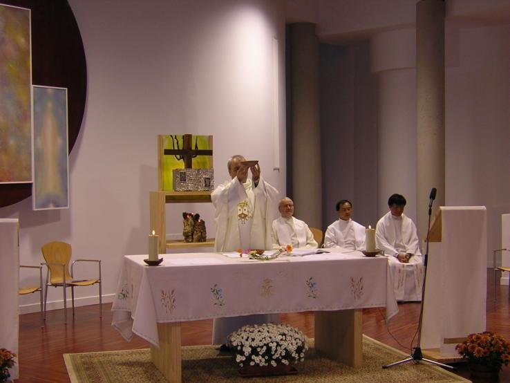 Avila - Celebrazione eucaristica
