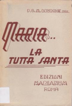 1929 La Tutta Santa