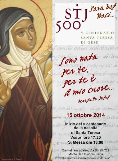 Invito Scalze Lucca