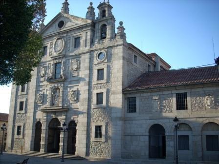 Avila - Convento la Santa OCD