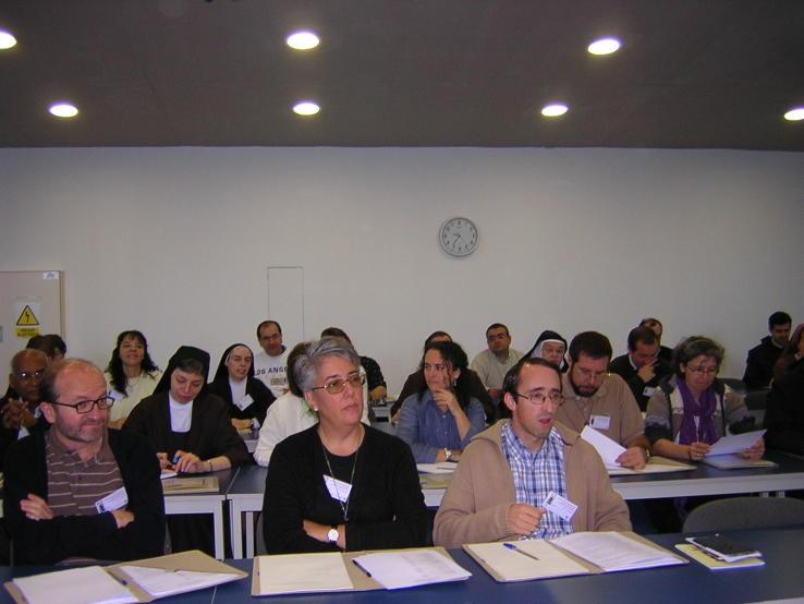 Avila - Assemblea plenaria