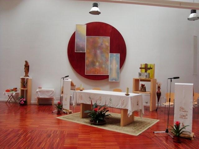 Avila - CITES cappella