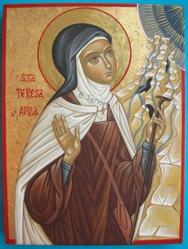 S. Teresa d'Avila