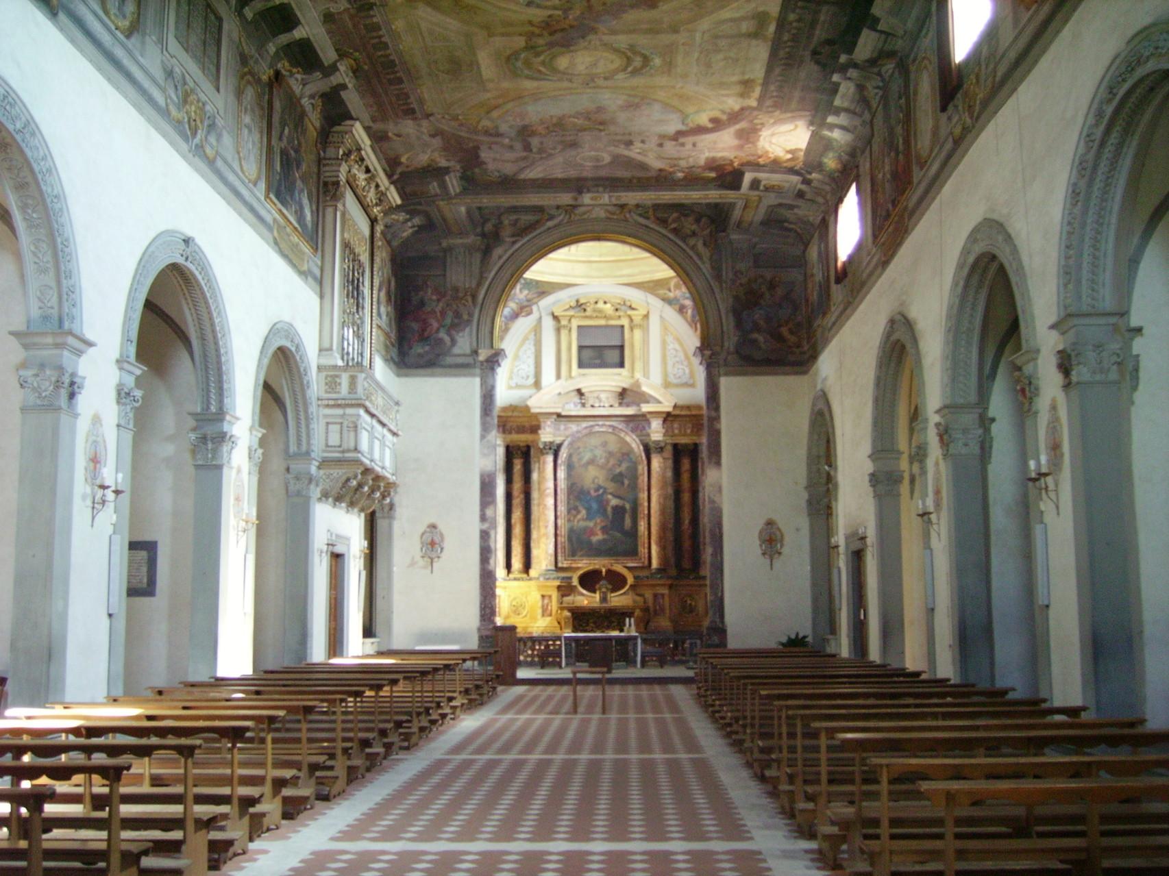 Borgo Pinti - Navata