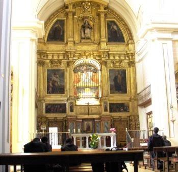 Alba - Tomba di S. Teresa