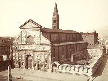 S. Maria Novella - chiesa dei Domenicani