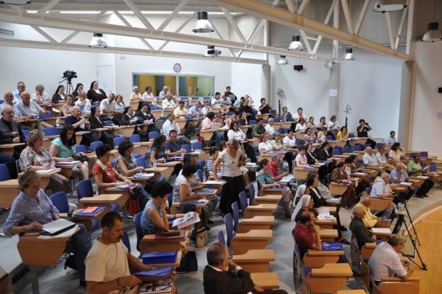 Avila - CITES aula magna II Congresso Internazionale