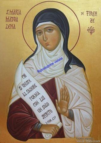 S. Maria Maddalena de' Pazzi