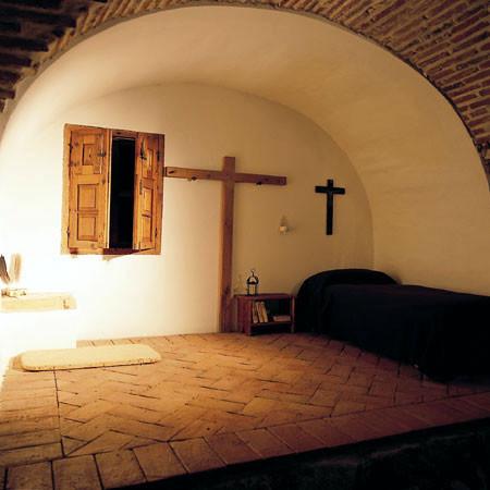 Avila - Cella di S. Teresa