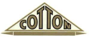 cotton moto logo