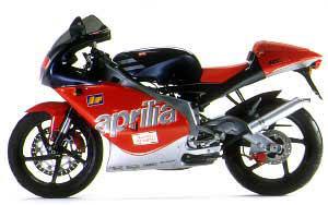 Aprilia Racing Rs 50