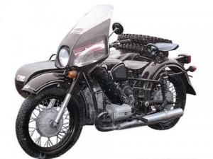 Dnepr Motorrad