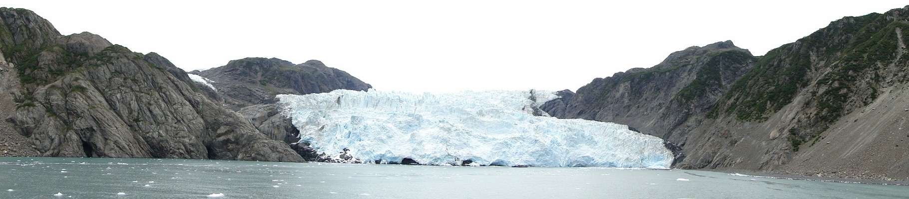 Holgate Gletscher