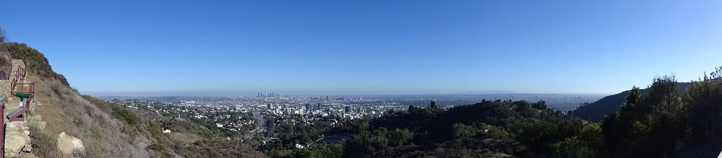 Panorama L.A. (Mulholland Drive)