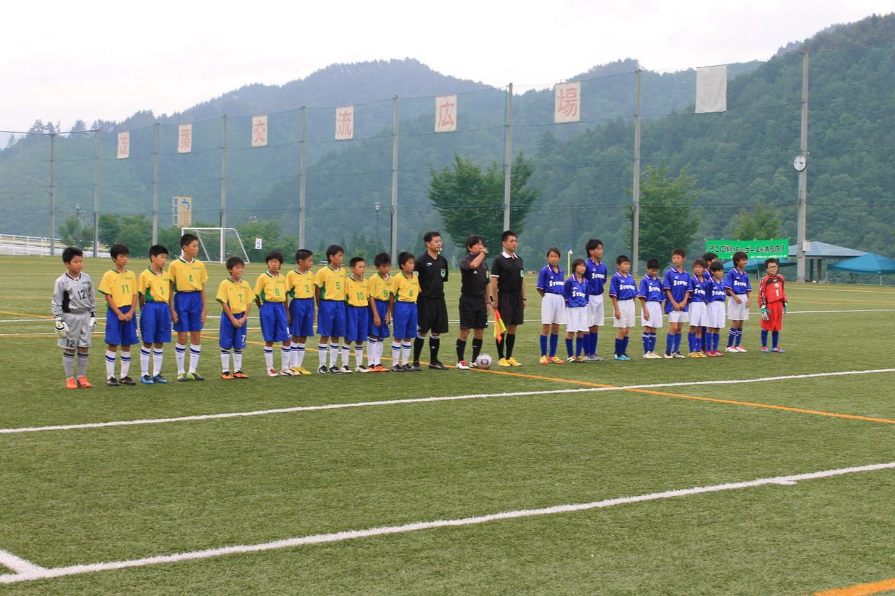 シルフィード蟹江FC戦