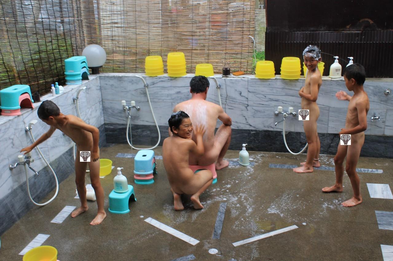 2日目のお風呂