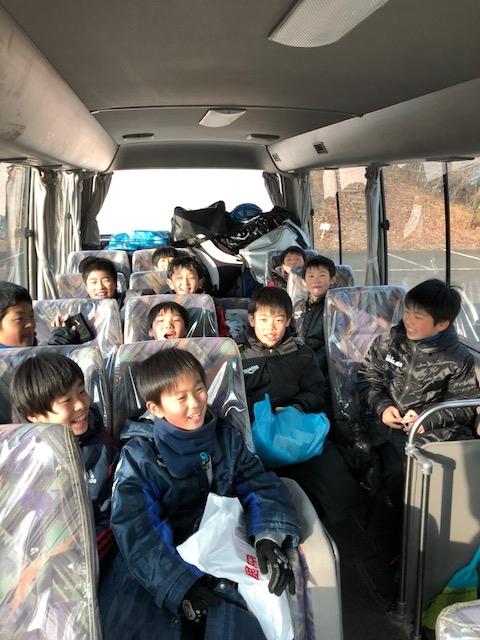 2月24日、25日 群馬遠征(U-11)