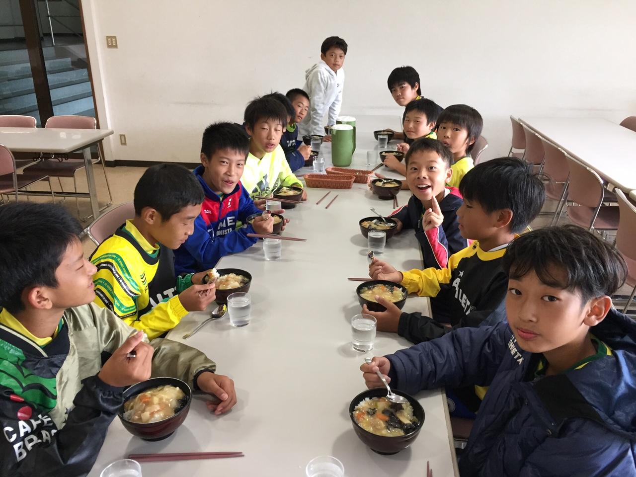 9月16日(土)昭和FC(長野)交流会