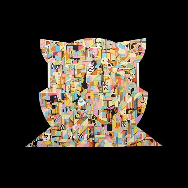 Teddy 60 x 50 cm ©Marlon Paul Bruin