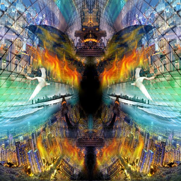 Beware of the dragon © kaleidoscope king