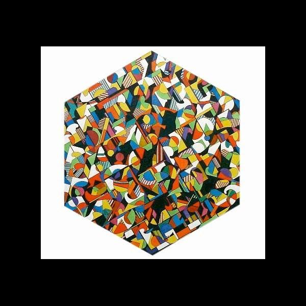 Cube 60x50 cm ©Marlon Paul Bruin
