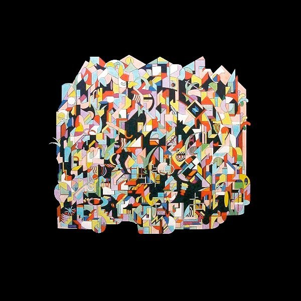 ??? 60 x 50 cm ©Marlon Paul Bruin