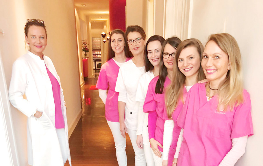 Hautärztin Dr. Wiebke Petzoldt und Team