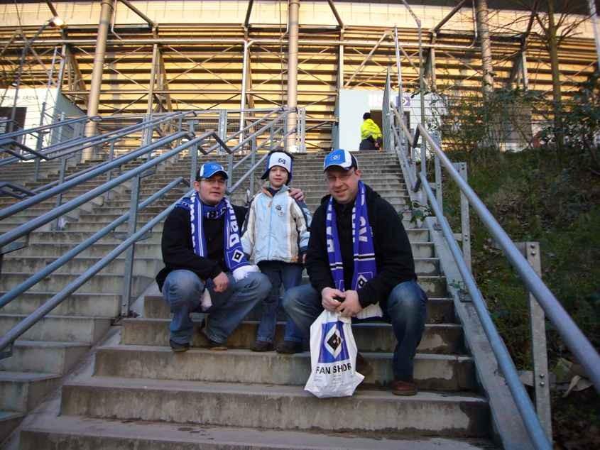 Heimspiel gegen Bielefeld im April