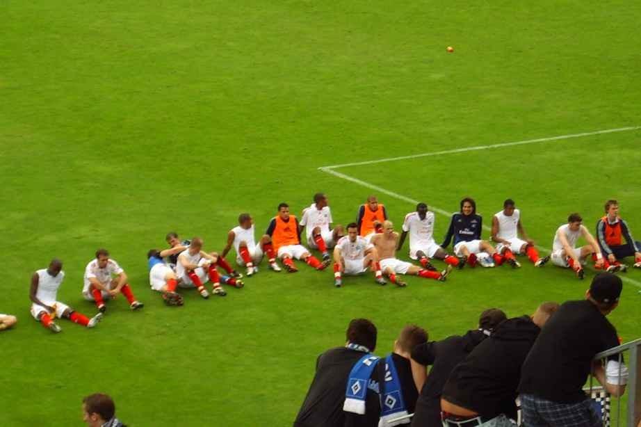 Auswärtsspiel in Bielefeld im Oktober