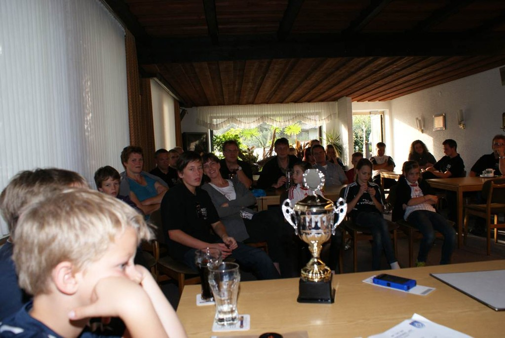 Jahreshauptversammlung September 2011