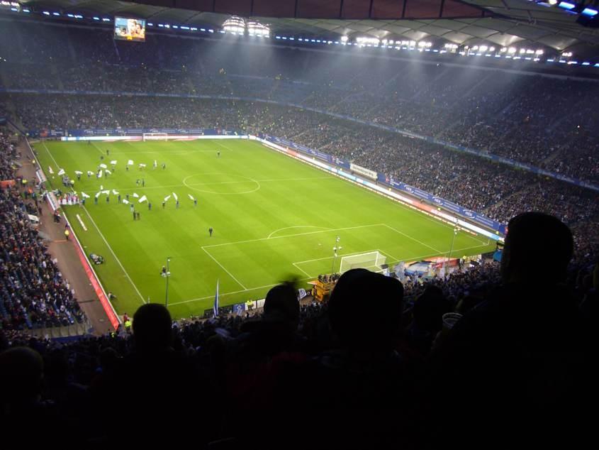 Heimspiel gegen Hannover 96 im November