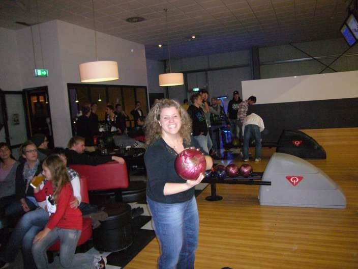 Bowling in Wolfsburg im November 2011