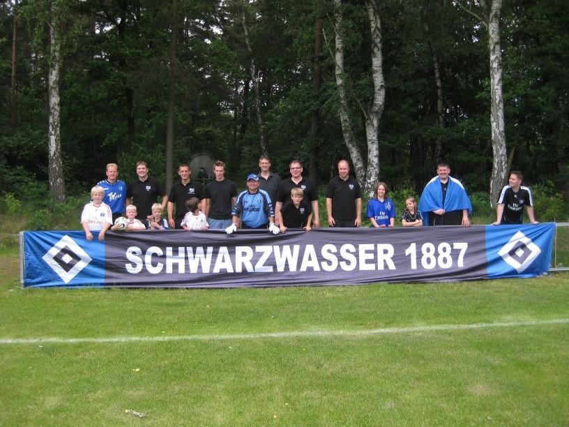 Teilnehmer Fanclubturnier des SV Langwedel im Mai