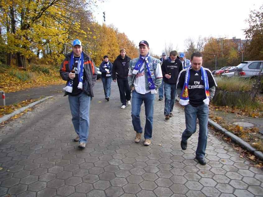 Heimspiel gegen Hertha im Oktober