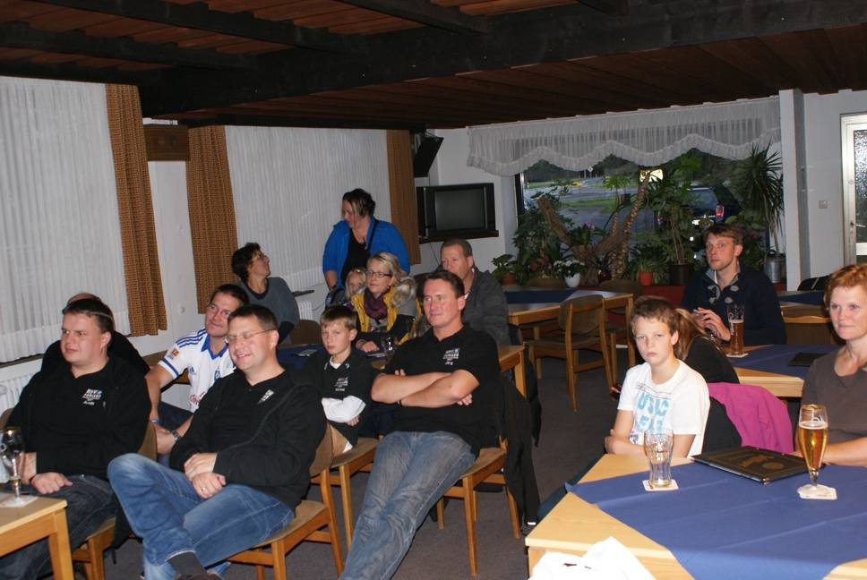 Public Viewing BVB gegen den HSV im September