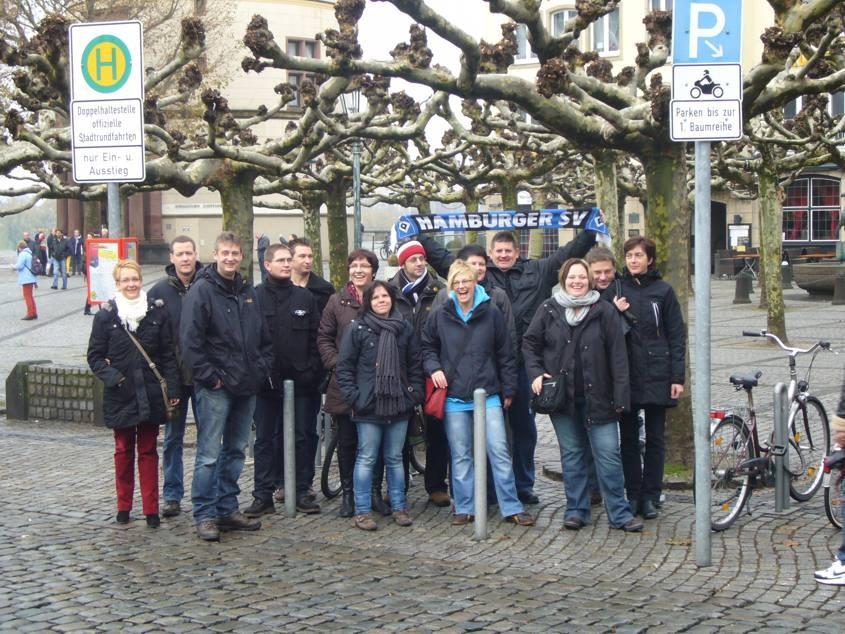 Auswärtsspiel in Düsseldorf im November