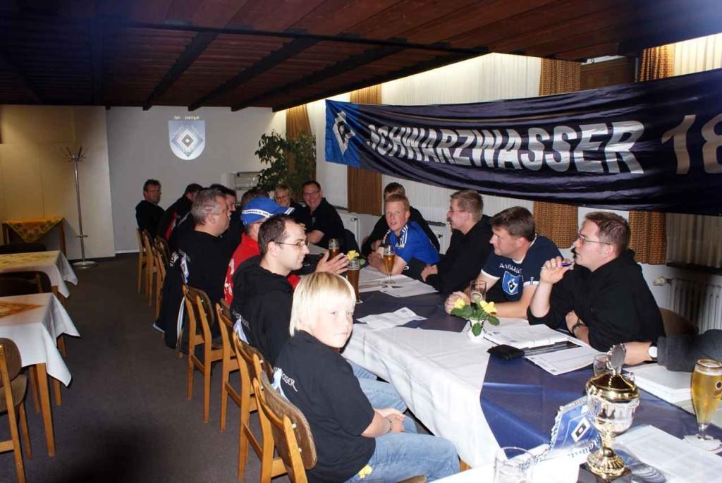 Jahreshauptversammlung des OFC Sptember 2009