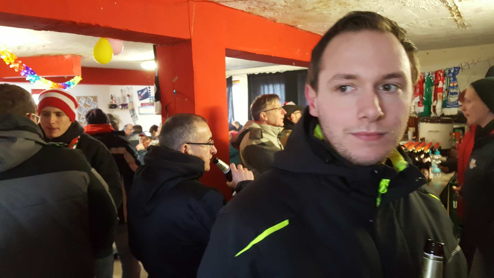 Auswärtsspiel gegen RB Leipzig im Februar