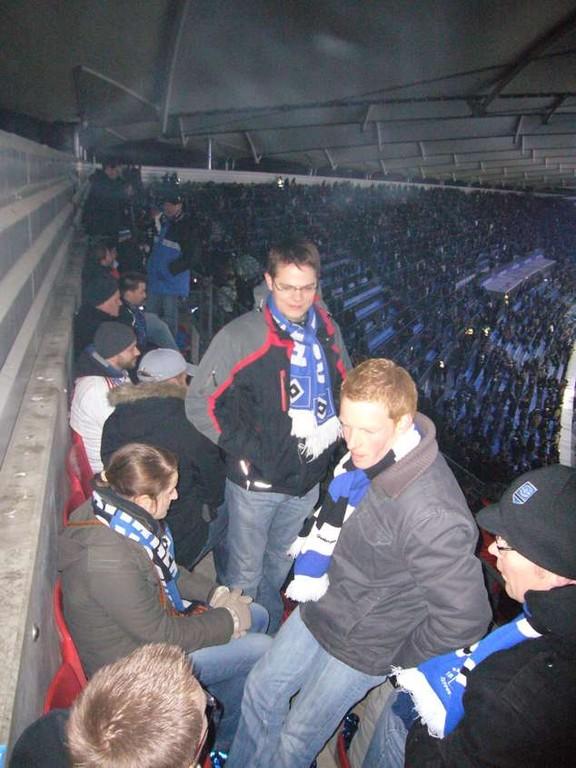 Die Schmach gegen St.Pauli Februar 2011