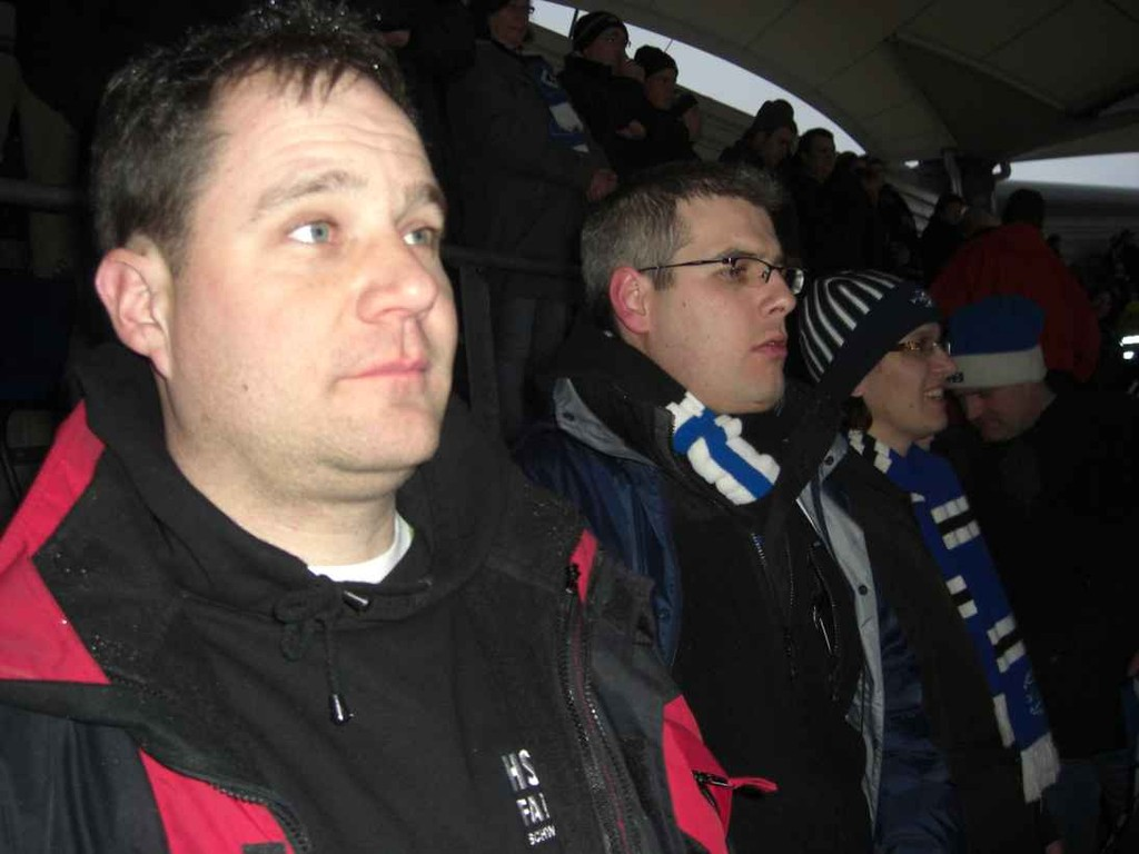Heimspiel gegen Galatasaray Istanbul im März