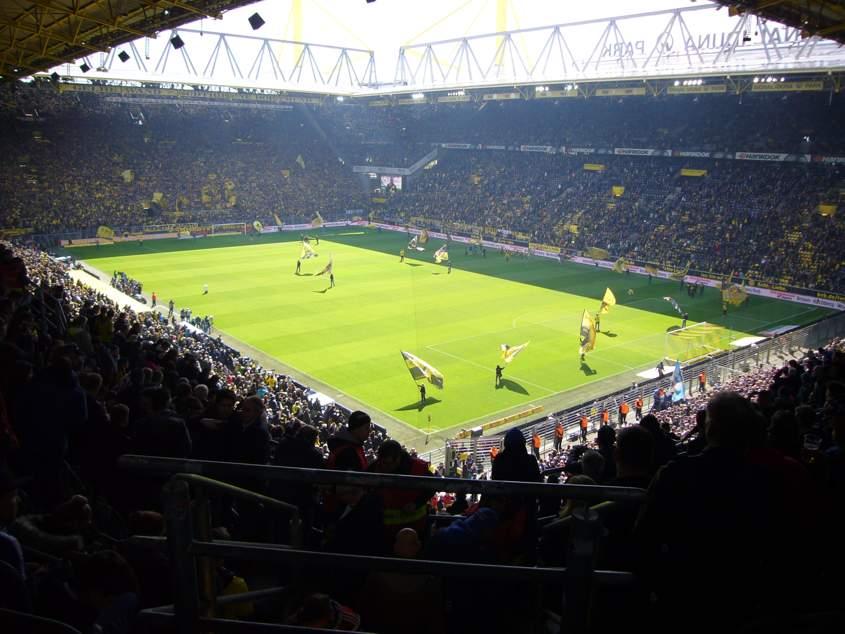 Fahrt zum Auswärtsspiel nach Dortmund im April