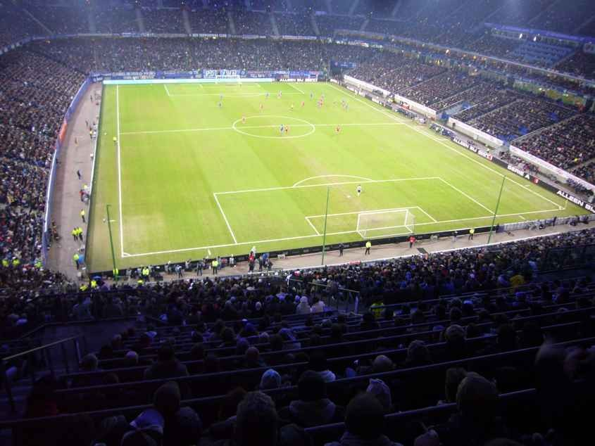 Heimspiel gegen Ajax Amsterdam im November