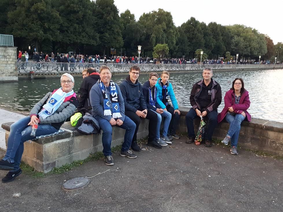 Auswärtsspiel in Hannover im September