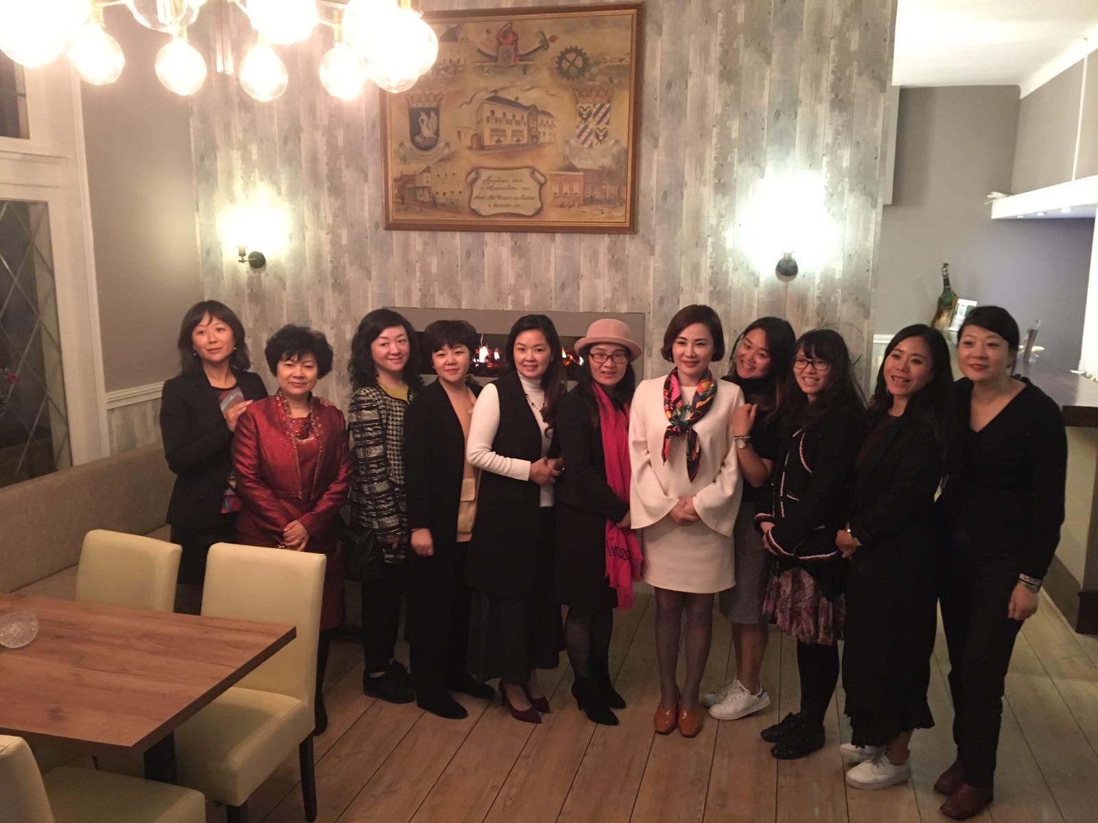 Op bezoek in de woonplaats van Marion Splendid China: Appingedam