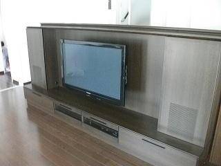 特注テレビ台