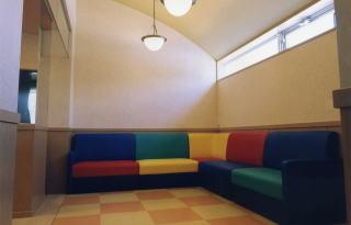 1999年 久留米市よしなが小児科様 待合室